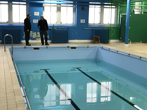 Broughton Primary School Pool Gets An Upgrade